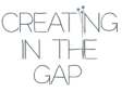 Creating in the Gap website logo